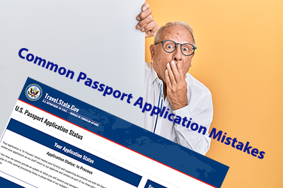 common Passport Application Mistakes